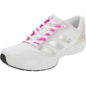 adidas Adizero RC 3 Shoes Women footwear white/silver metal/screaming pink